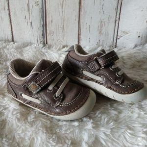 Size 5 Stride Rite Toddler Boy Sneakers
